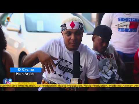 D Cryme - Ma Niggaz Re Chillin (BTS music video shoot)
