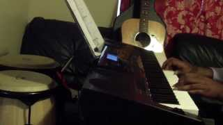 Chinny Baby-flavor- piano cover