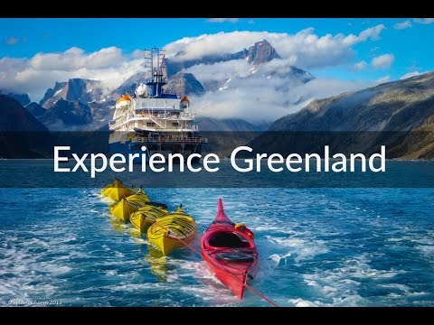 Experience Greenland - The Coolest Travel Destination of 201