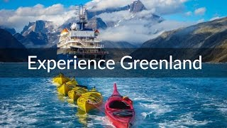 Experience Greenland - The Coolest Travel Destination of 2016