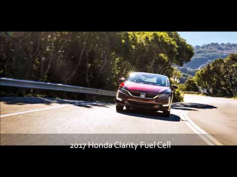 2017 Honda Clarity Fuel Cell At Milton Martin Honda Serving Atlanta, Athens And Gainesville, GA!
