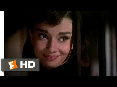 Funny Face (5/9) Movie CLIP - Let's Kiss and Make Up (1957) HD