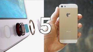 Top 5 Apple iPhone 5s Features!(, 2013-09-12T09:45:16.000Z)