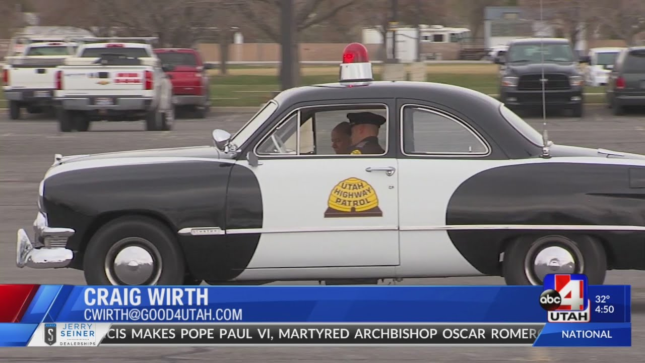 A look back at Utah Highway Patrol