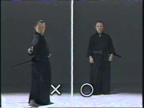 Iaido Traditional Japanese Martial Art
