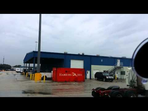 Kec logistic from Port Jacksonville