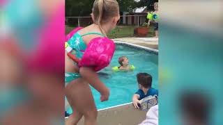TRY NOT TO LAUGH : Funny Kids Water Fails - Viral videos   Viralmojo