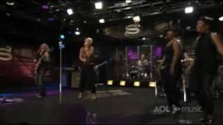 P!nk - Sober - AOL Sessions 2008