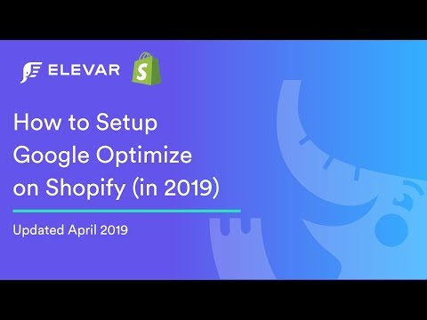How to Setup Google Optimize on Shopify [Updated April 2019] thumbnail