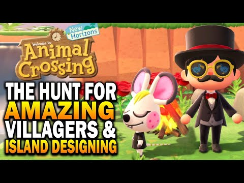 the-hunt-for-amazing-villagers!-befriending-villagers-&-more!---animal-crossing-new-horizons