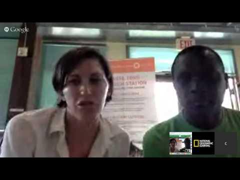 Hangout With NG Explorer Clare Fieseler