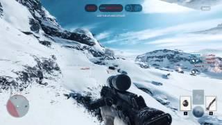 StarWars Battlefront Beta Frags