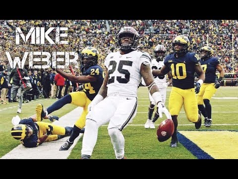 Mike Weber || 2017 Ohio State Highlight Mix
