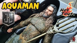 Hot Toys AQUAMAN Review BR / DiegoHDM