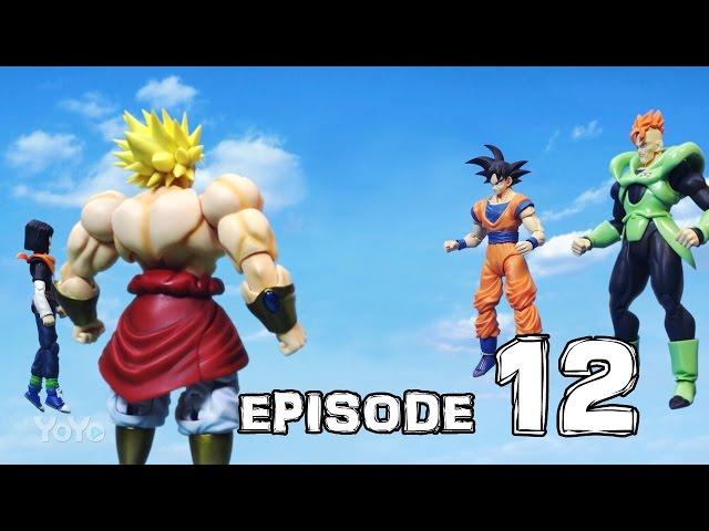 YoYo Stop Motion   Final Fighters : Dragon Ball Legend S01E12——???????????? ????