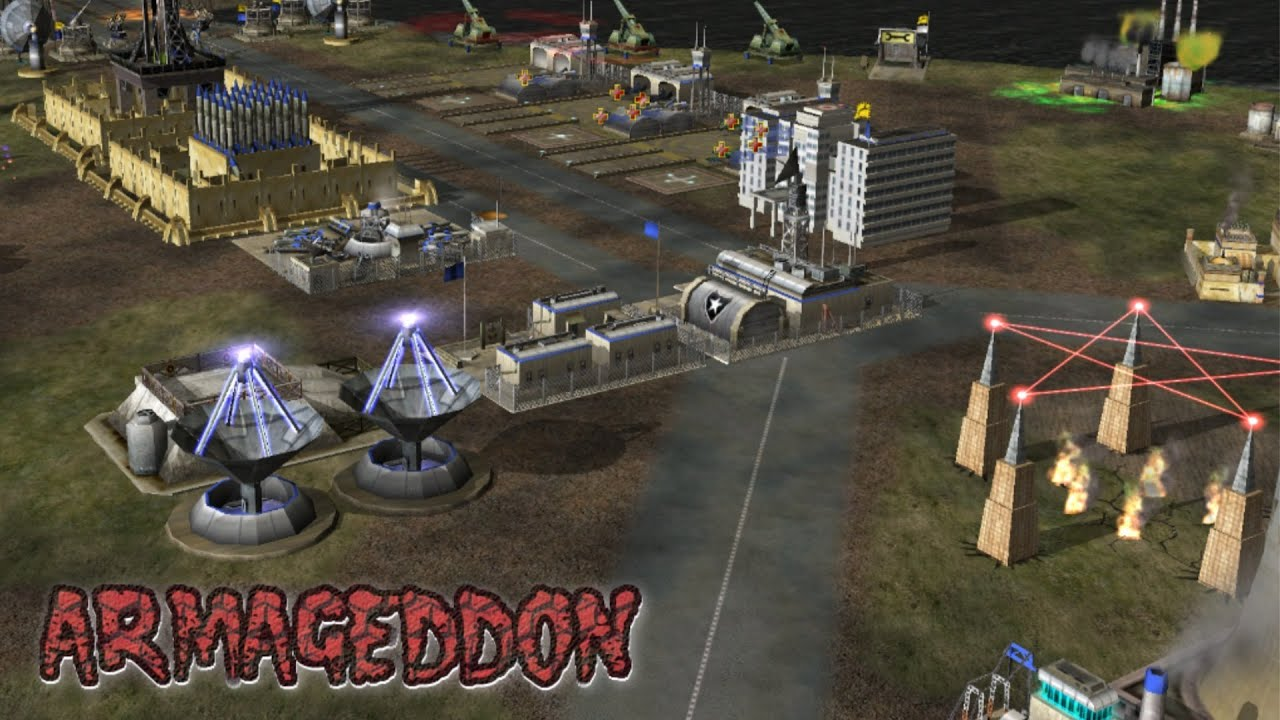 C&C: Generals Armageddon - Use deadly weapons