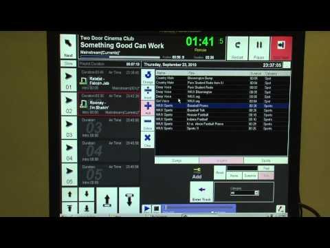 Jazler Radio Automation Software Training
