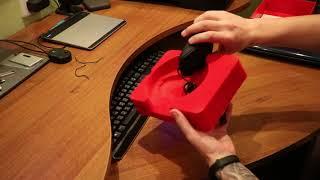 Розпакування Миша Trust GXT 162 USB Black (21186)
