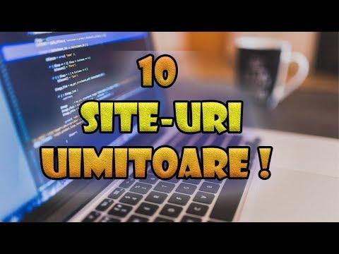 10 Site-uri Uimitoare De Care Nu Stiai Ca Exista! (2019)