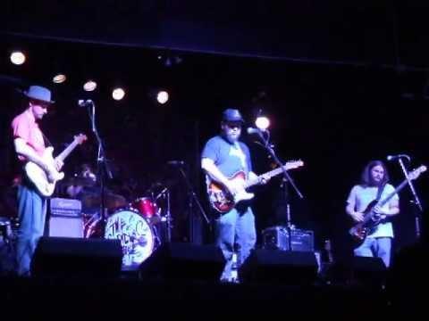 Kyle Reed Band, Filmed live at Sam's Burger Joint 4/4/2013