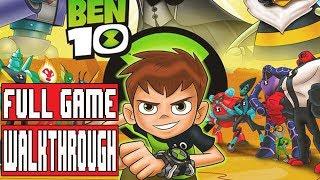 BEN 10 Gameplay Walkthrough Part 1 Full Game No Commentary