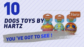 Dogs Toys By Hartz // Pets Lovers Most Popular