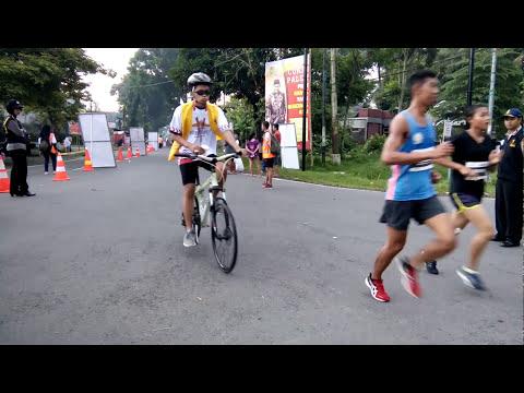 Borobudur Marathon 2017 (10K)