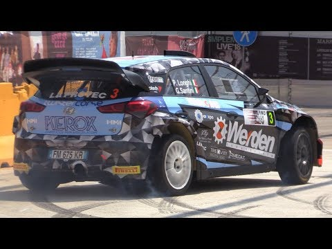 Milano Rally Show 2018 Day 1 Shakedown-i20 WRC,Fabia R5,997