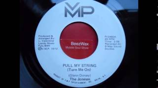 the joneses - pull my string