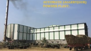 Automatic Jaggery(Gur) Powder Plant By Vaibhav Industries