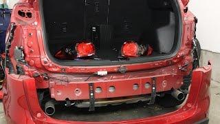 Mazda CX-5 Rear Bumper Cover Removal & Installation (2013+)