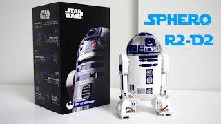 Sphero R2-D2 hands-on