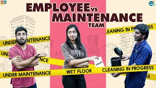 Employee VS Maintenance Team || Chill Maama || Tamada Media