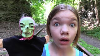 HAUNTED PUPPETS. (SCARY)