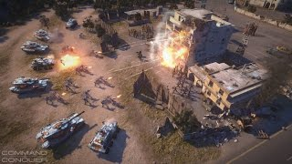 Самая Легендарная Военная Стратегия на ПК ! Игра Command and Conquer Generals