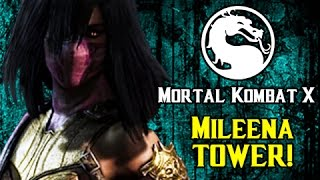 """JUMP SHIP!"" - MKX Mileena Tower!"