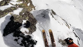 GoPro: Drew Tabke's Heartbreaking Finish to FWT Dream Line