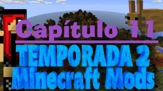 minecraft mods temp 2 capitulo 11 moar bloques por favor