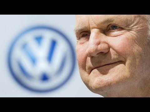PATRIARCH UND PEDANT: Ex-VW-Chef Ferdinand Piëch unerwartet gestorben