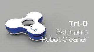 화장실 로봇 청소기, Tri-O(트리오)