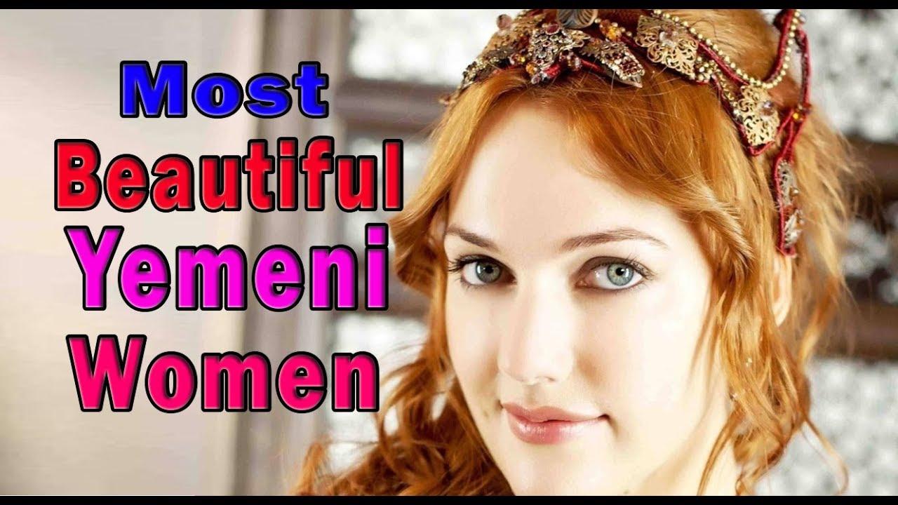Girl beautiful yemeni Yemeni Women