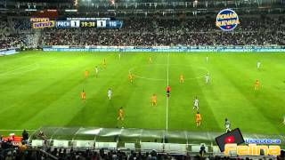 Pachuca vs Tigres 2-3 Jornada 10 Apertura 2014 Liga Mx HD - RESUMEN GOLES