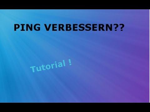 ping verbessern how to german hd tutorial d0min4t0r. Black Bedroom Furniture Sets. Home Design Ideas