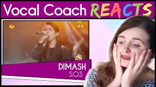 Vocal Coach Reacts to Dimash Kudaibergen - SOS d'un terrien en détresse
