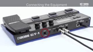 [highlandmusic.vn] Hướng dẫn sử dụng BOSS GT-1