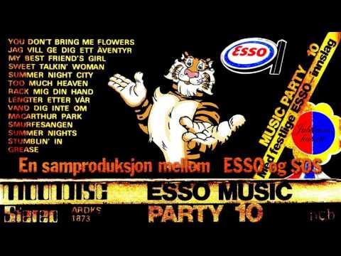 ESSO Music Party 10 - Jubileums Kassett