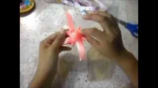 Repeat youtube video การพับเหรียญโปรยทาน By คฑามาศ