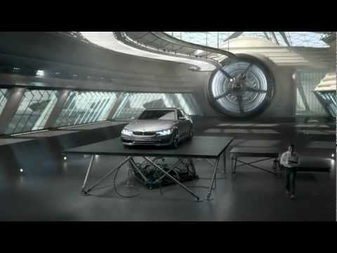 BMW 4 Series Concept Coupe TV Commercial (German)
