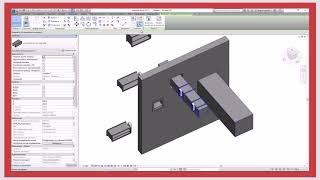 Видеоинструкция: BIM-модели противопожарных клапанов Mercor Proof