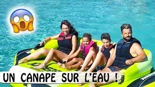 GROS DÉLIRE  EN FAMILLE  à Santa Giulia / Family Vlog en Corse / Vlog Vacances